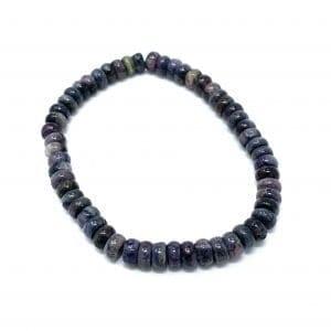 Tourmaline Bracelet Rondelle 6mm