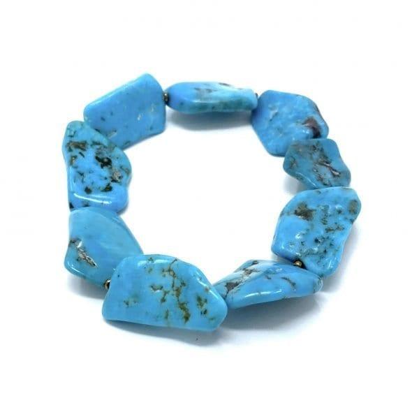 Turquoise Bracelet Freeform