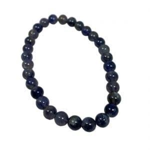 Lolite Bracelet 7mm