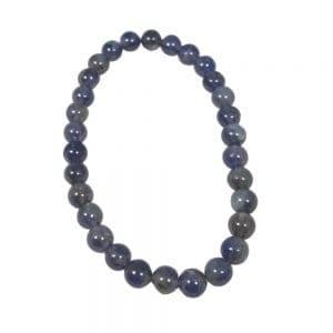 Iolite Bracelet 6mm