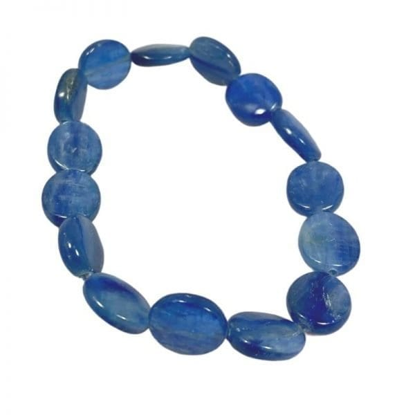 Kyanite Bracelet Flat Oval