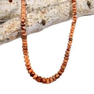 Opal (Caramel) Necklace
