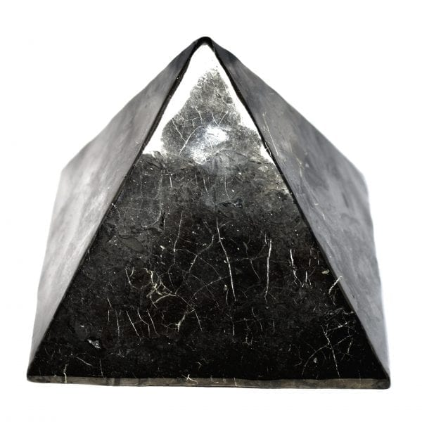 Shungite Pyramid Lg 150mm