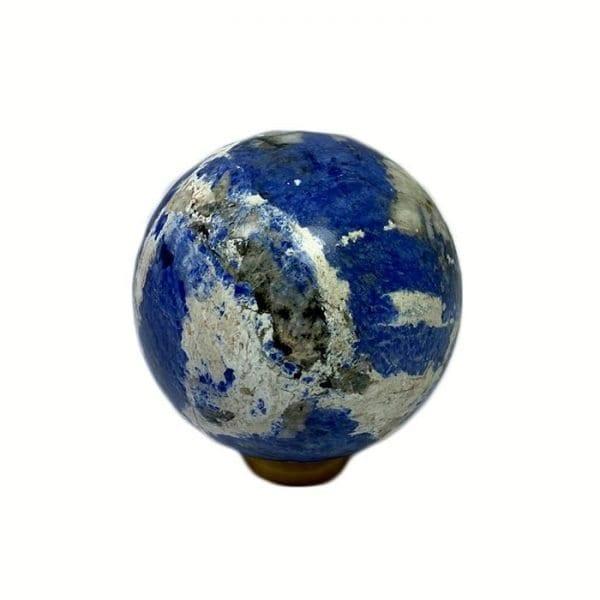 Sodalite Sphere 65mm Light