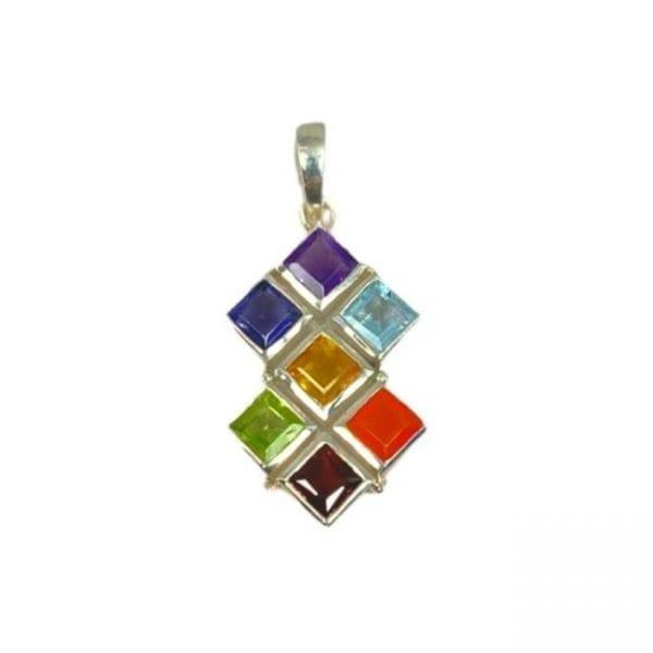 Chakra Pendant Diamond