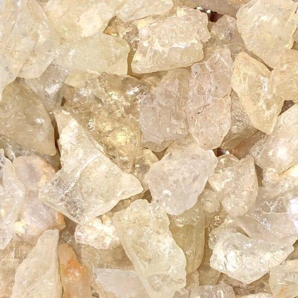 Amblygonite Raw Stone