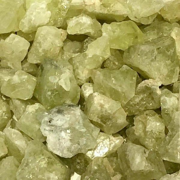 Brazilianite Raw Stone