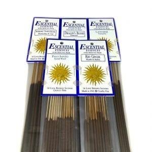 Escential Essences Incense Sticks