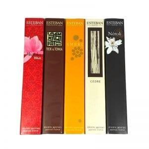 Esteban Paris Luxury Incense Sticks