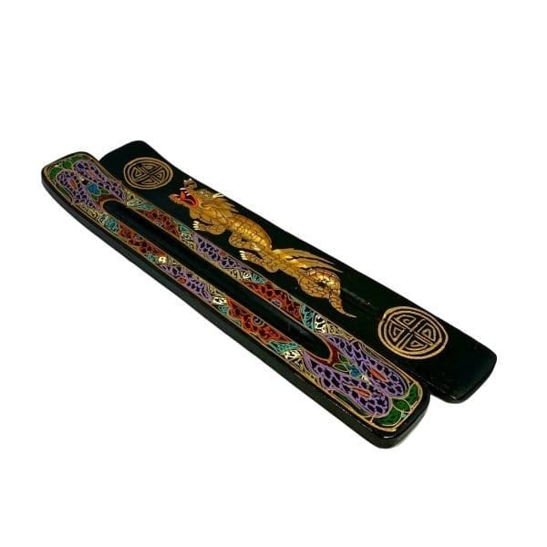 Hand-painted Incense Holder