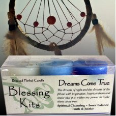 dreams come true kit candles