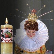 van van hoo doo candles