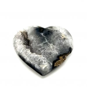 chalcedony heart