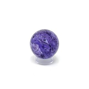 charoite sphere